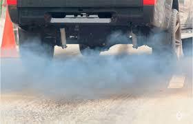 علت خروج دود سیاه و دود آبی از اگزوز